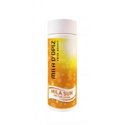 Mila Sun Pre Tan Lotion/ Napozás előtti lotion SPF2
