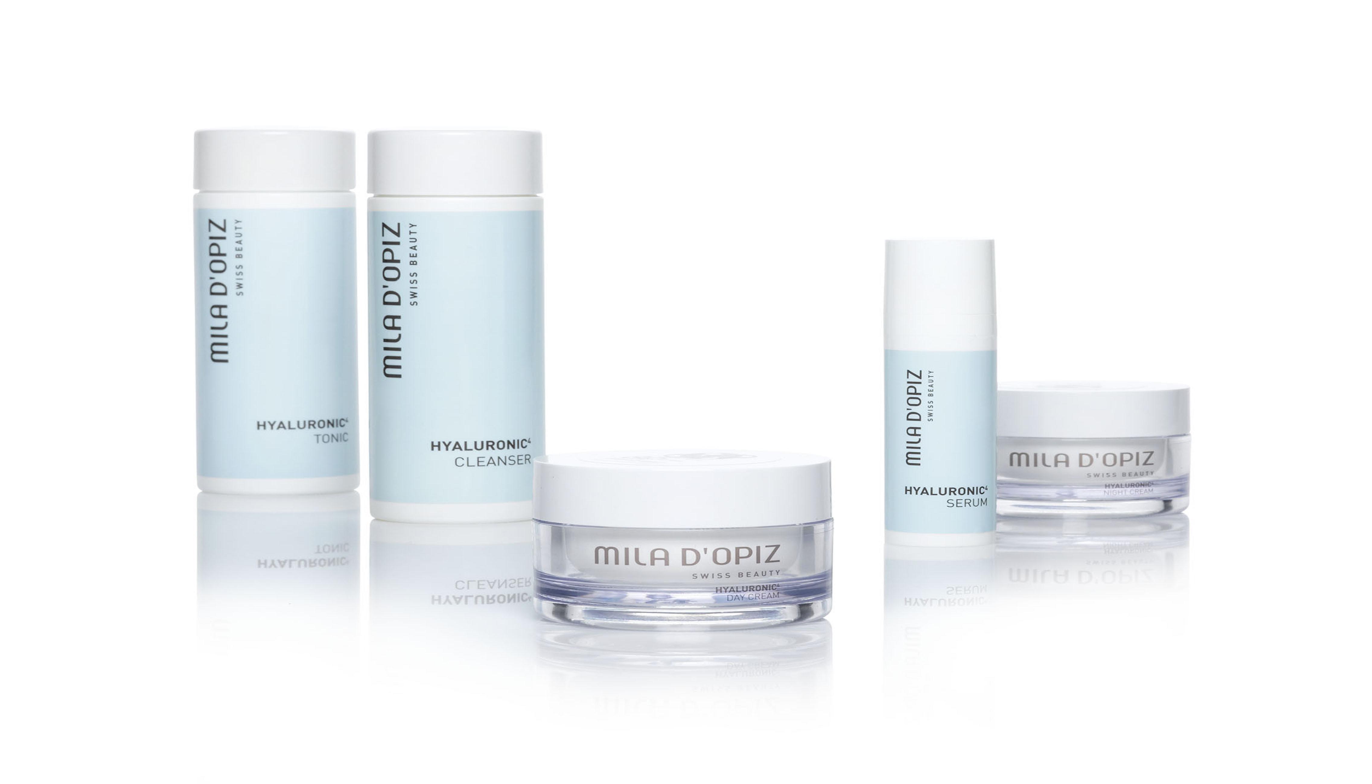 Hyaluronic4 termékek