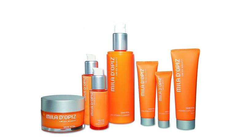 Skin Vital Vitaminos sorozat